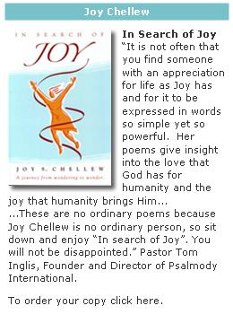 Joy Chellew